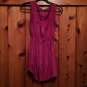 American Eagle Outfitters crimson dress xxs